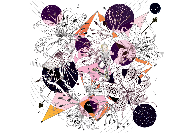 coco-fashion-illustration-wonderland-scarf-magic-print-digital-como-colette-paris-foulard