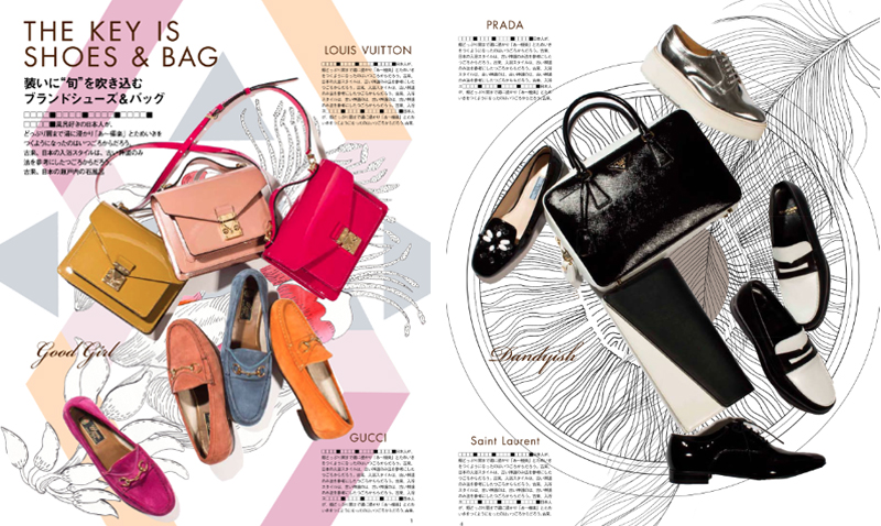 coco-illustration-vuitton-prada-editorial-magazine