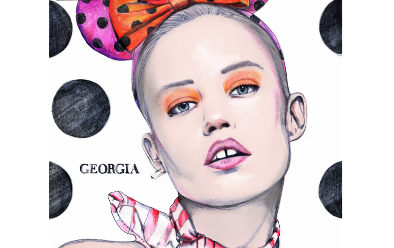 Georgia-may-illustration-love-magazine-coco-portfolio