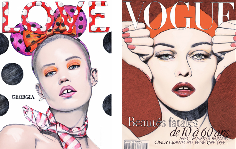 cover-girls-vogue-love-magazine-coco-portfolio