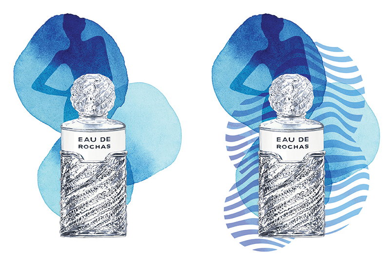 coco-illustration-perfumes-rochas-packaging-research-study