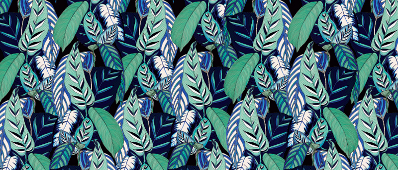 vegetal-green-wallpaper-coco-print-simulation-design