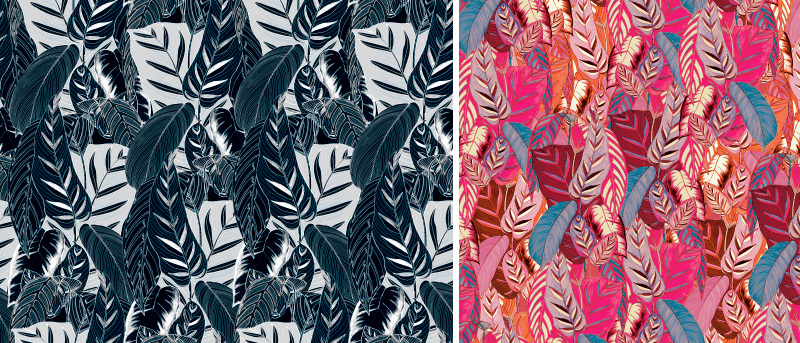 wallpaper-vegetal-coco-print-simulation-design
