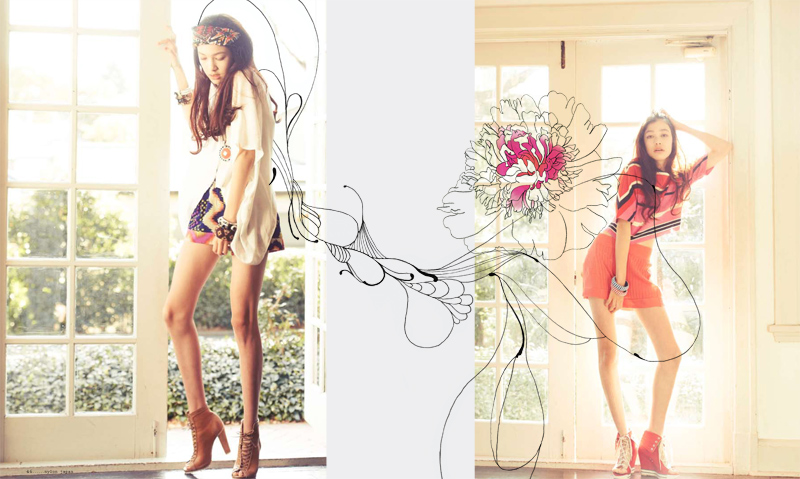 3-illustration-coco-fashion-photoshoot-montage