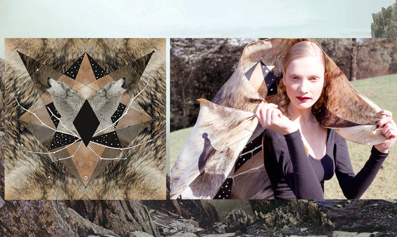 1-forgetmenot-shaman-aw13-scarves-print-wolf-scarf