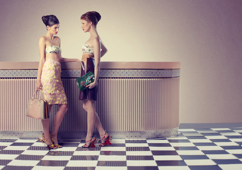 coco-prada-ss12-collection-set-shoot-delphine-roche