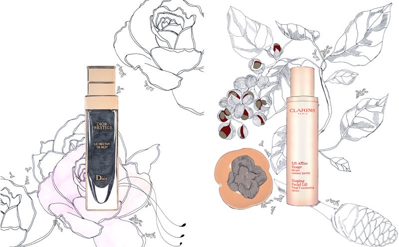elle-russia-coco-beauty-product-clarins-dior