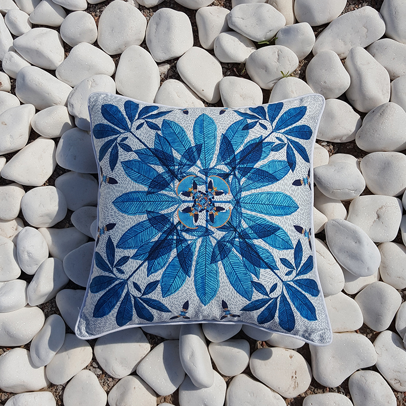 4-egypt-Forgetmenot-print-cushions-egypt